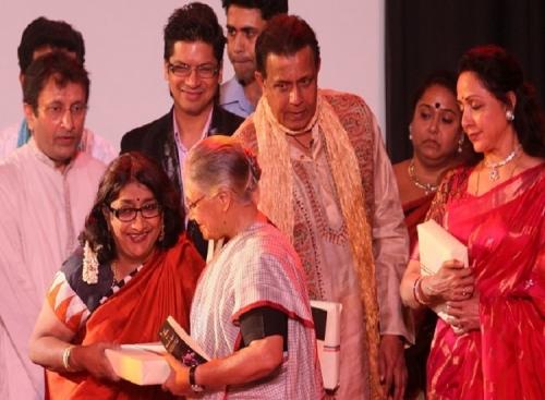2. Hema Malini, Mithun Chakraborty, Shaan